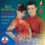 BENIQNO & VIVIEN - Best Melayu Deli CD 76742