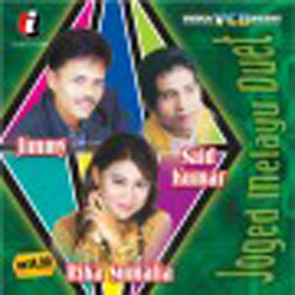 Rika Jimmy Said best joged melayu 71199 vcd (front)