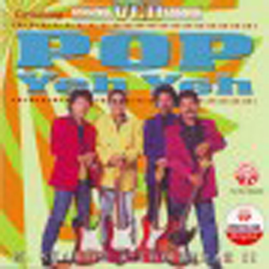 M shariff & the zurah II gemilang pop yeh2 VCD (FRONT)