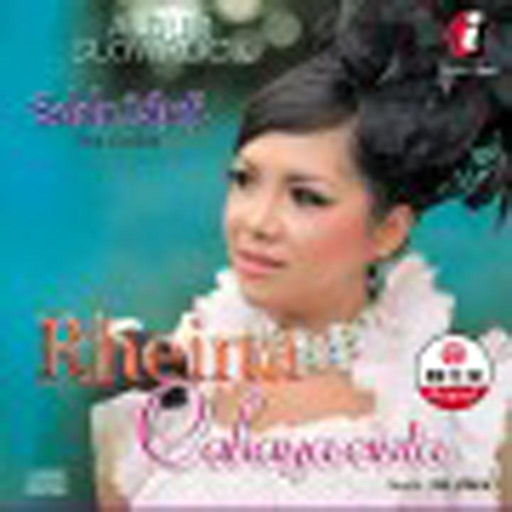 RHEINA Slow Rock - Cahaya Cinta CD 76482 (front)