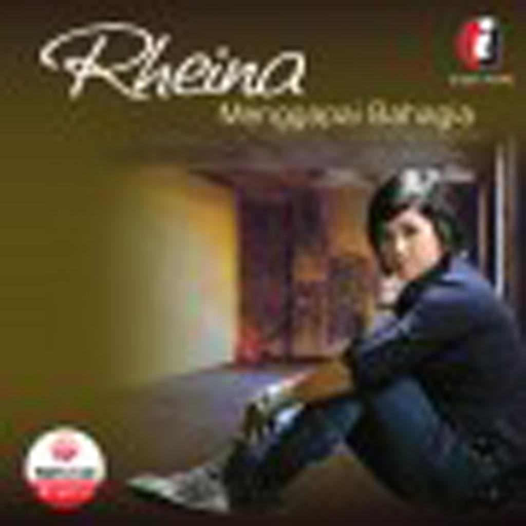 Rheina slow rock - menggapai bahagia CD 72742 (front)