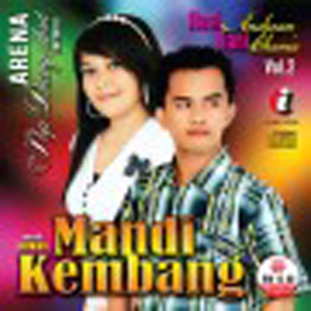 REAL ANDREAN & RANI CHANIA - Arena Pop Dang  Dhut terlaris CD 75742 (front)