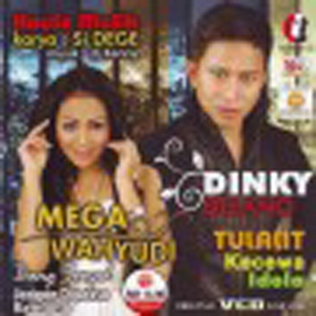 DINKY DELANO & MEGA WAHYUDI - House Musik (VCD) 75719  (front)