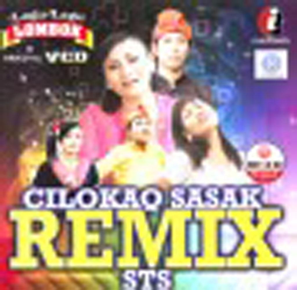Cilokaq Sasak Remix - STS (VCD) 78479  (front)