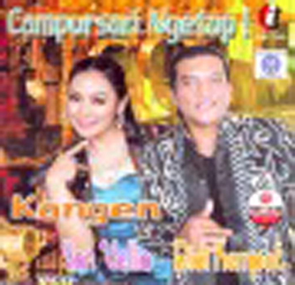 DIDI KEMPOT & YAN VELLIA - Campursari Ngetop (VCD) 71669  (FRONT)