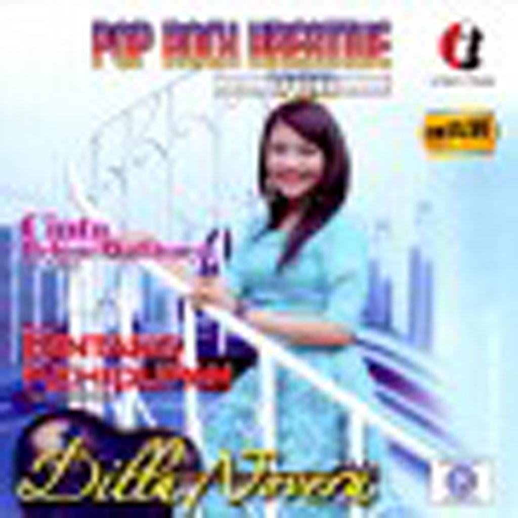DILLA NOVERA - Pop Rock Kreative (VCD) 77249  (front)