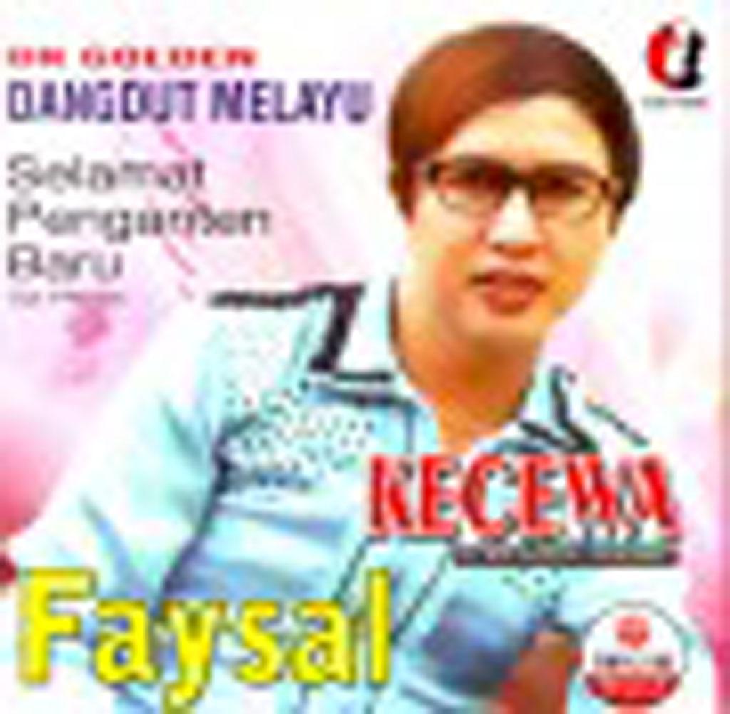 FAYSAL - DK Golden Dangdut Melayu (CD) 78892  (front)