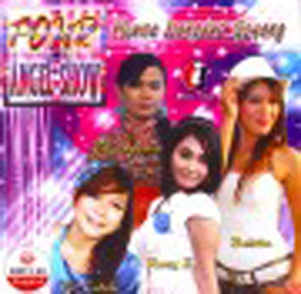 FOUR ANGEL SHOW - House Dangdut Goyang (CD) 77532  (front)