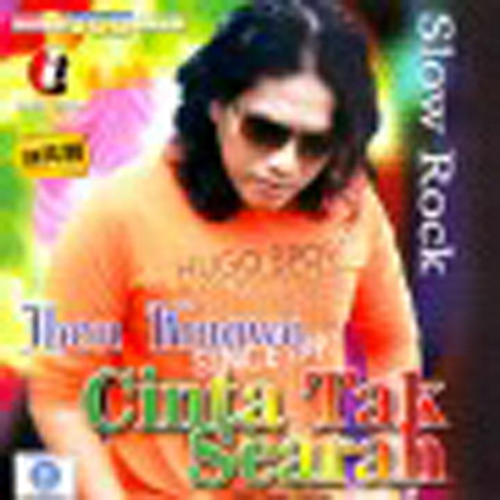 JHON KINAWA (Slow Rock) - Cinta Tak Searah (VCD) 78079 (front)