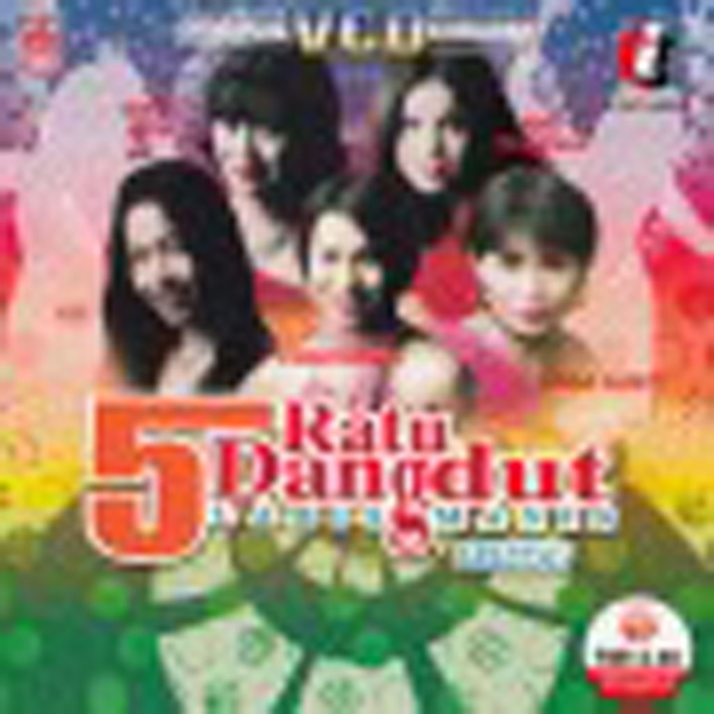 5 Ratu Dangdut Laris Manis Triping VCD 64859 (Front)