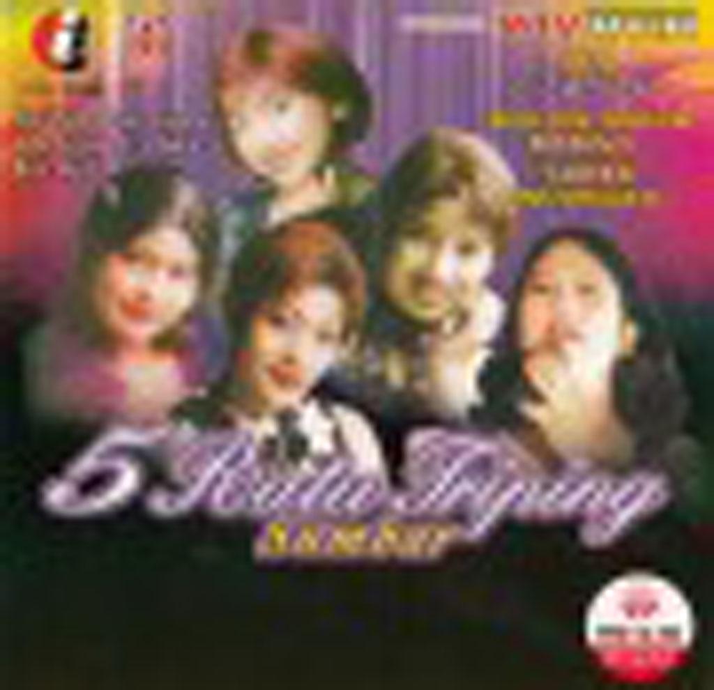 5 Ratu Triping Sumbar VCD 64869 (Front)