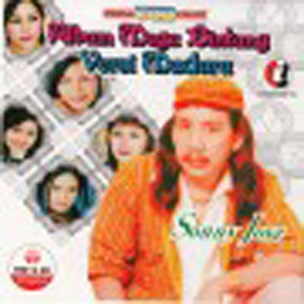 Album Mega Bintang Versi Madura Sonny Jesz VCD 66219 (Front)