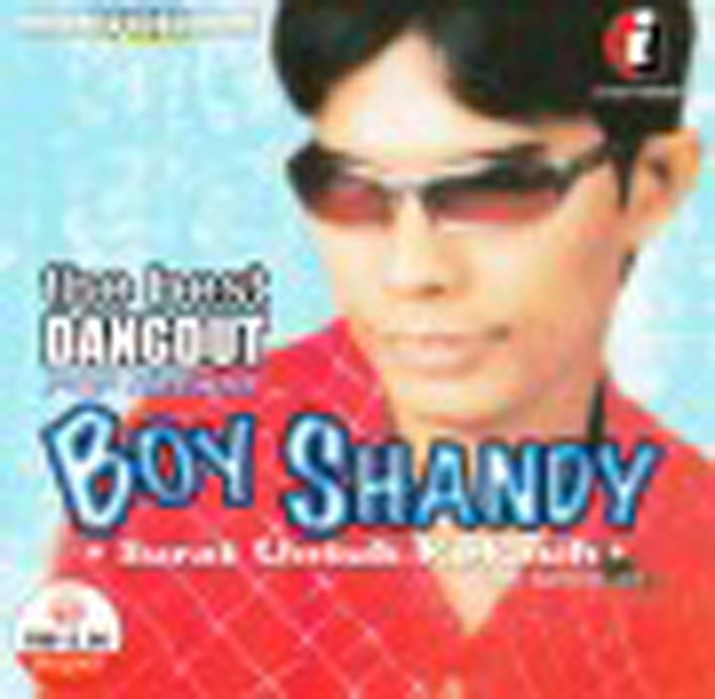 Boy Shandy The Best Dangdut VCD 65099 (Front)
