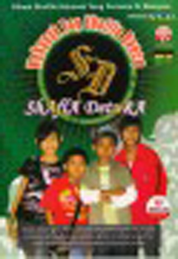 Shafla Detura Kekanak Pop Shuffle Dance VCD 69109 (Front)