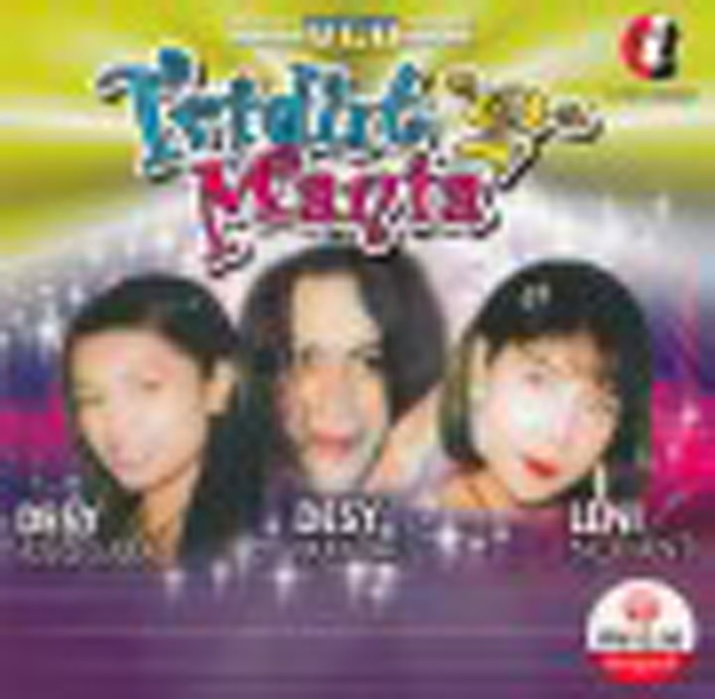 Tridut Mania 2 VCD 66099 (Front)