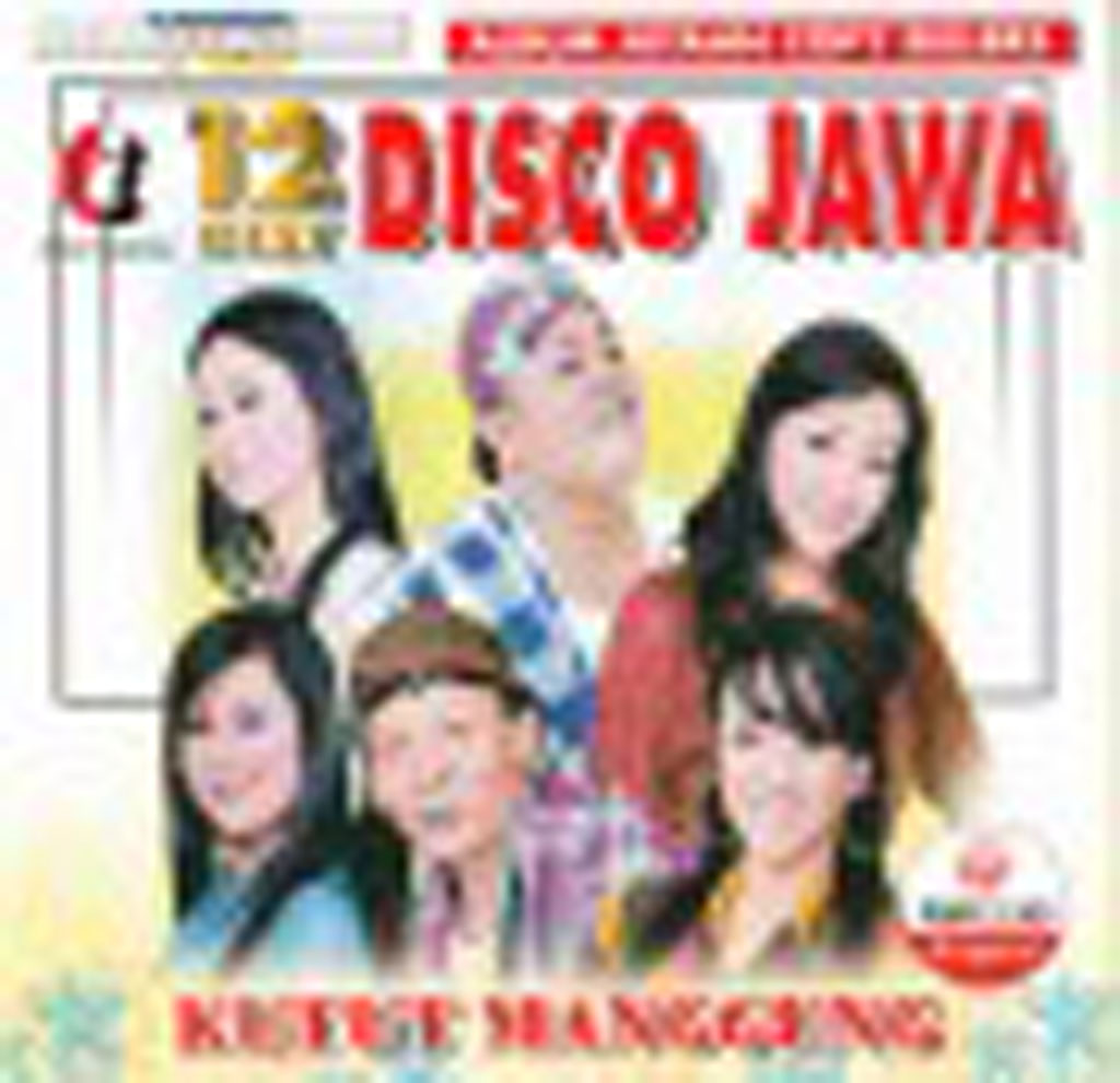 12 Best Disco Jawa Album Jutaan Copy Sellers VCD 68639 (front)
