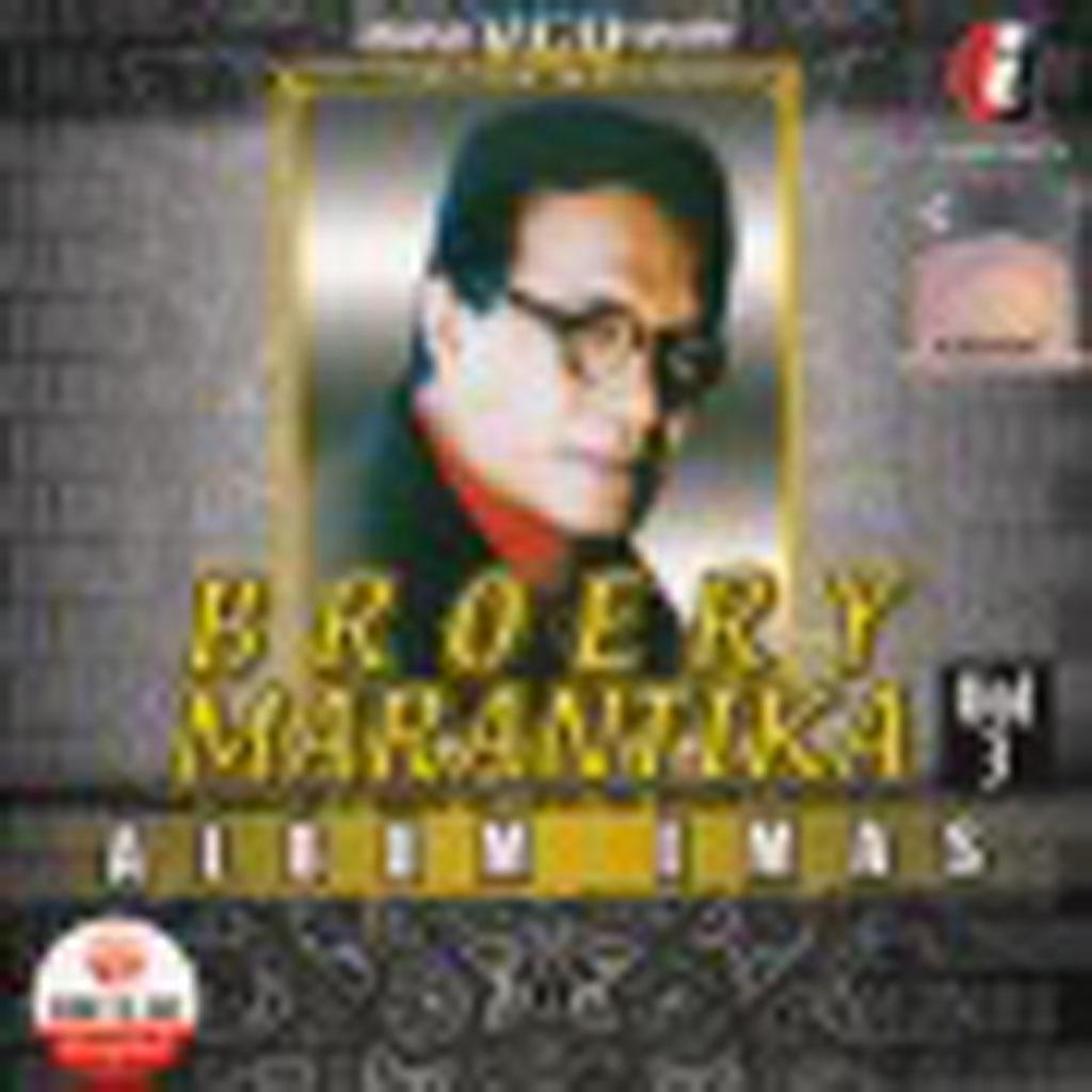 Broery Marantika Album Emas VOL 3 VCD 68079 (front)