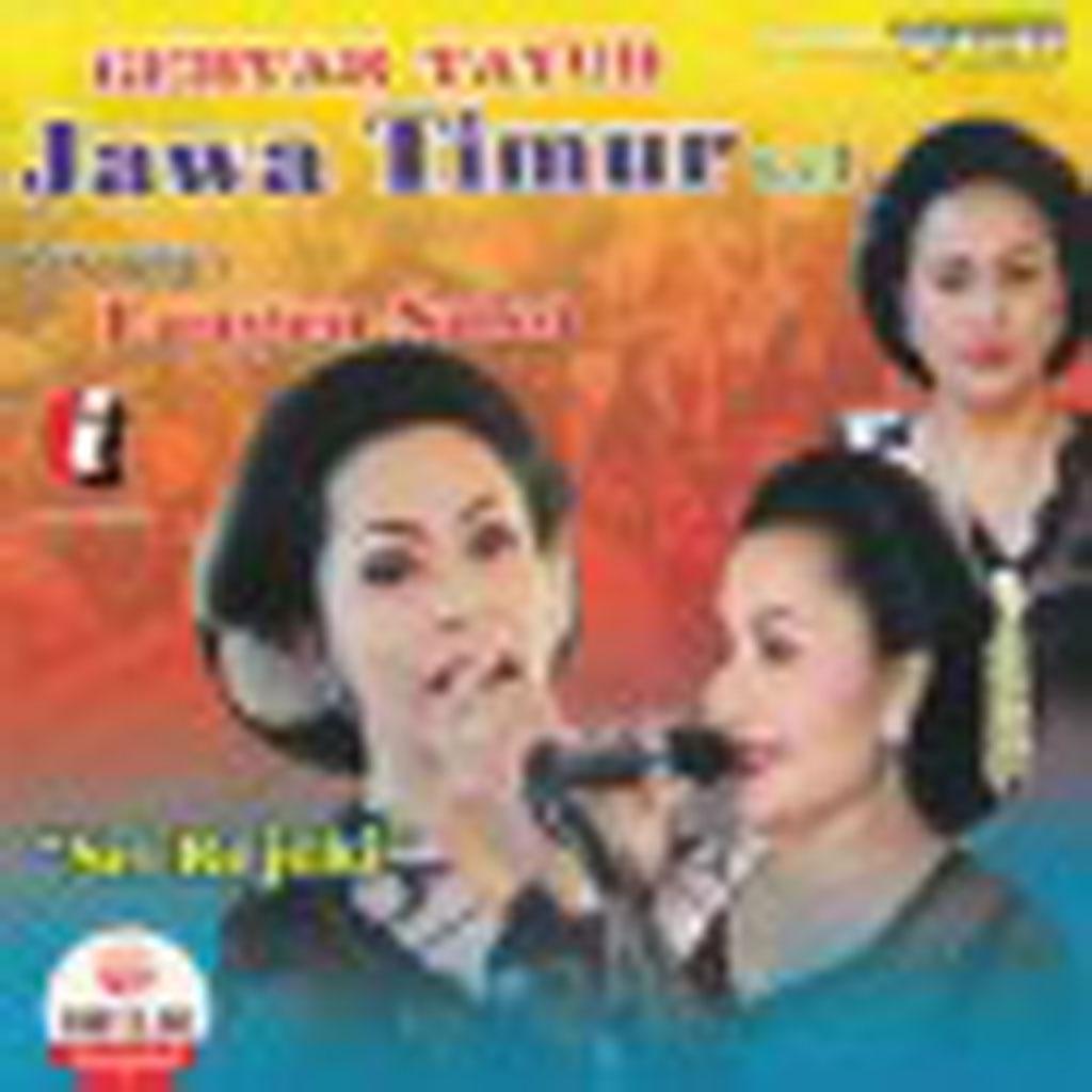 GEbyar Tayub Jawa Timur VOL 1 VCD 68699 (front)