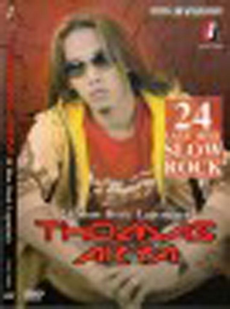 Thomas Arya 24 Slow Rock Lagendaris DVD 79693 (front)