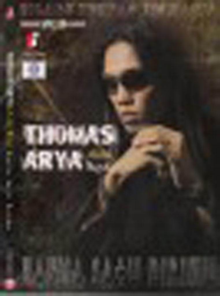 Thomas Arya Slow Rock Hanya Satu Dirimu VCD 79889 (front)
