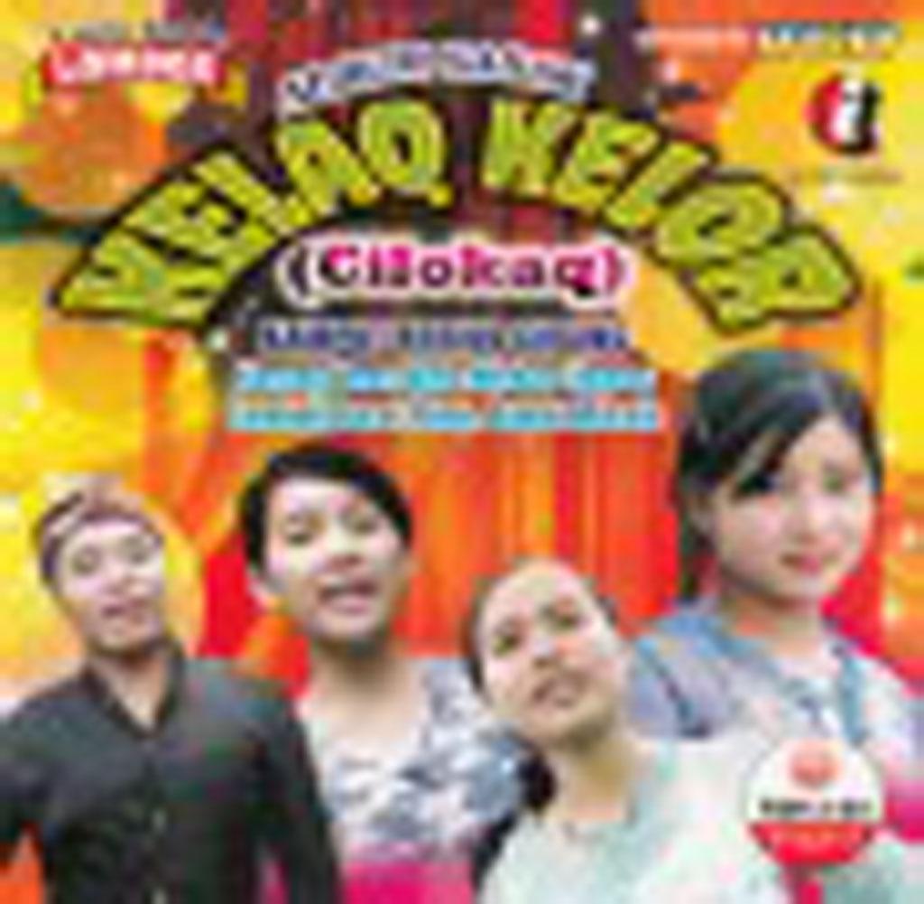 Album Sasak Kelaq Kelor VCD 69039 (front)