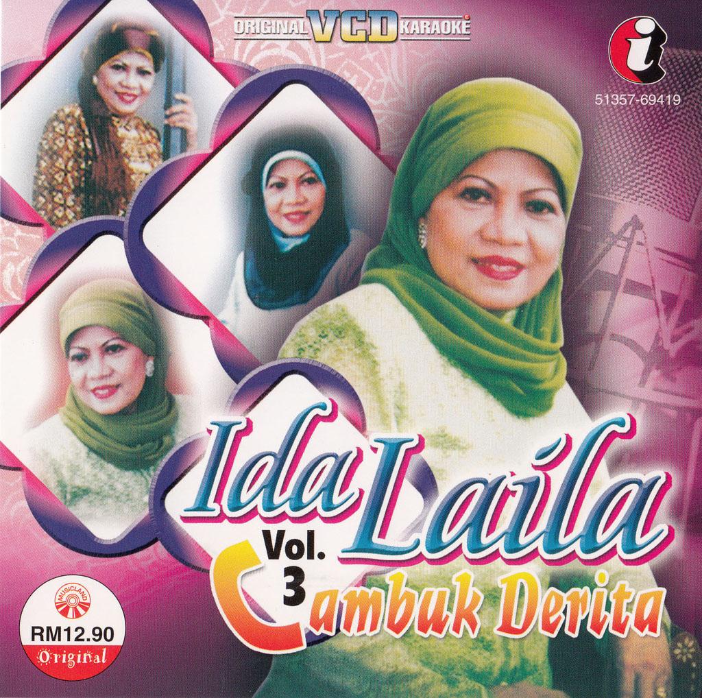 Ida Laila – Cambuk Derita Vol. 3 (VCD) | I-Musicland