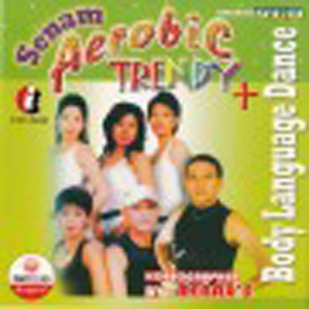 Senam Aerobic Trendy Body Language Dance VCD 69499 (front)