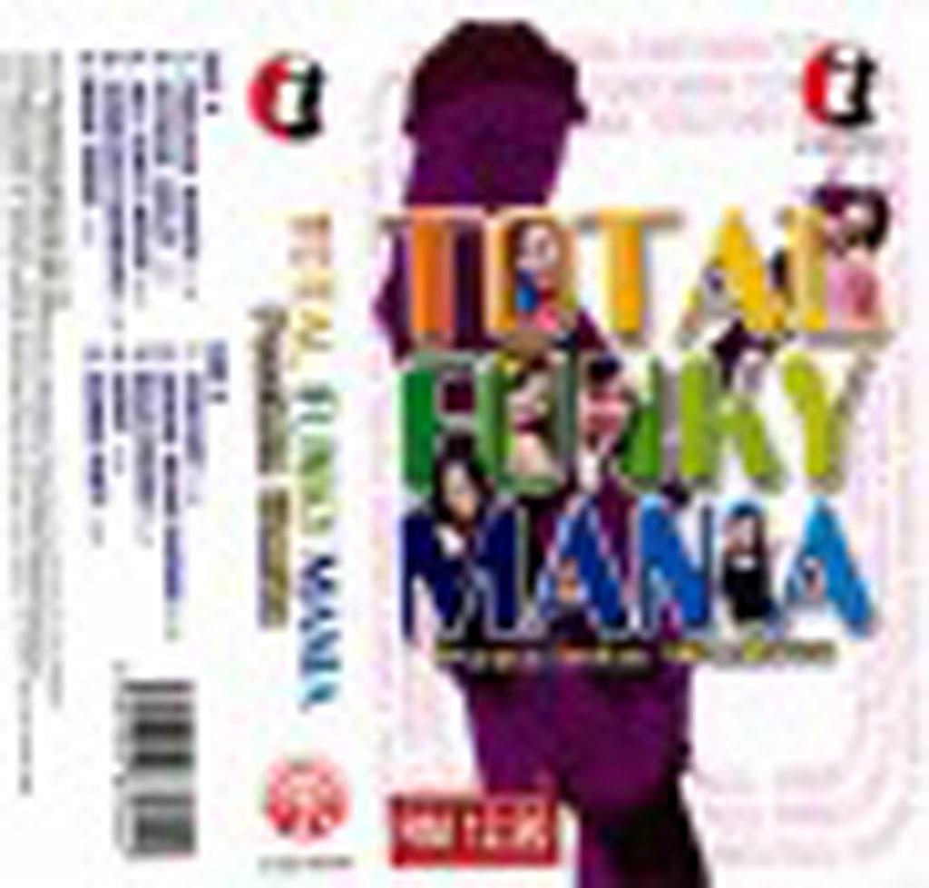 67044 Total Funky Mania - Pencinta Wanita (front)