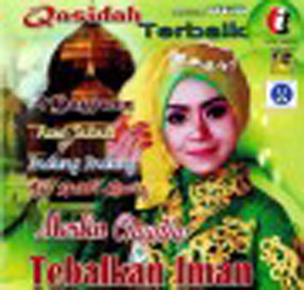 80659 MERLIN CLAUDIA - Qasidah Terbaik - Mayjuzz (front)
