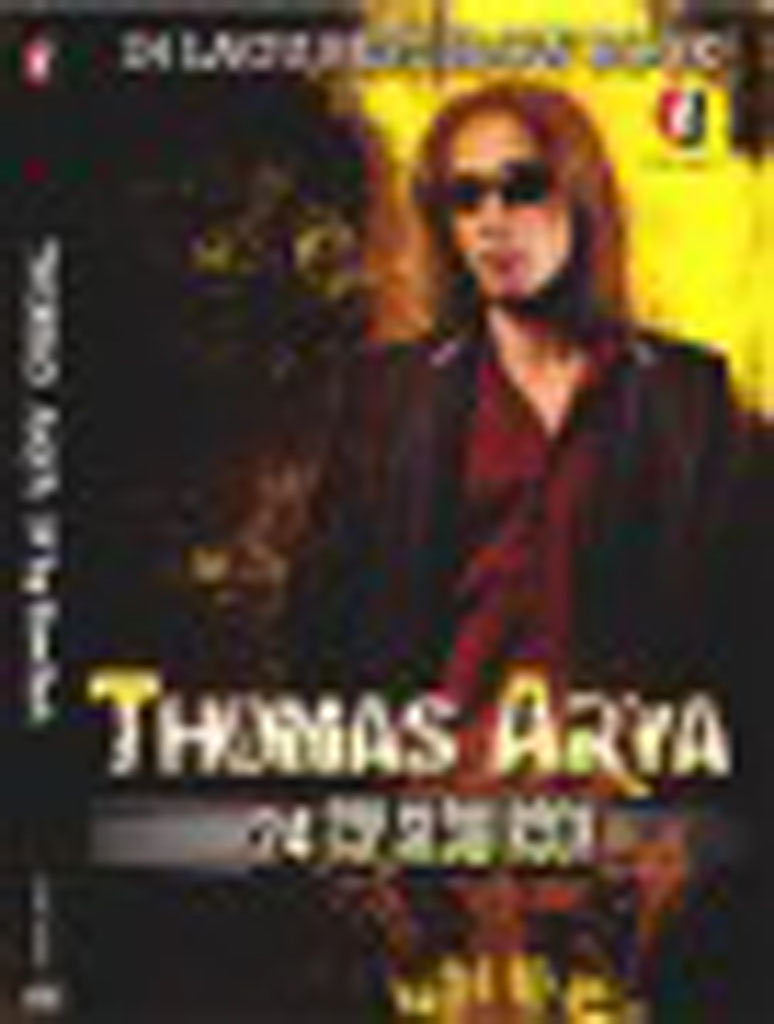 80812 THOMAS ARYA - 24 Top Slow Rock (front)