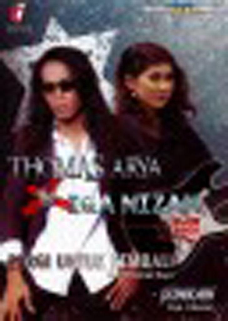81189 THOMAS ARYA & IQA NIZAM - Pergi Untuk Kembali (front)