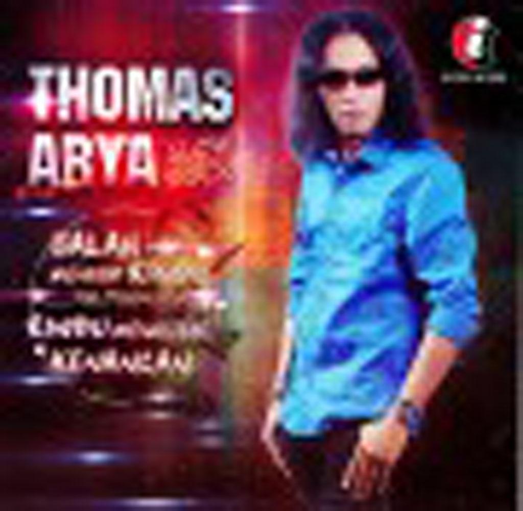 81222 THOMAS ARYA - Salah Menitip Rindu (front)